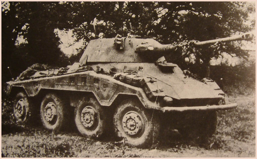 The Best Armoured Cars Of Ww Ii Armchair General And